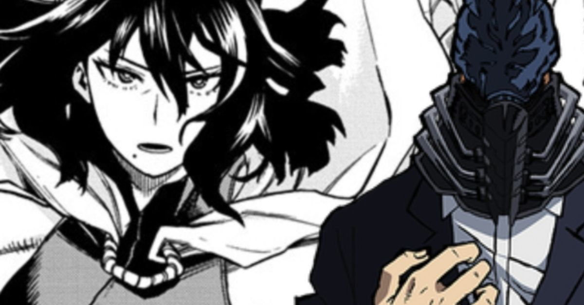 My Hero Academia Nana Shimura All For One Reunion One For All Spoilers Manga