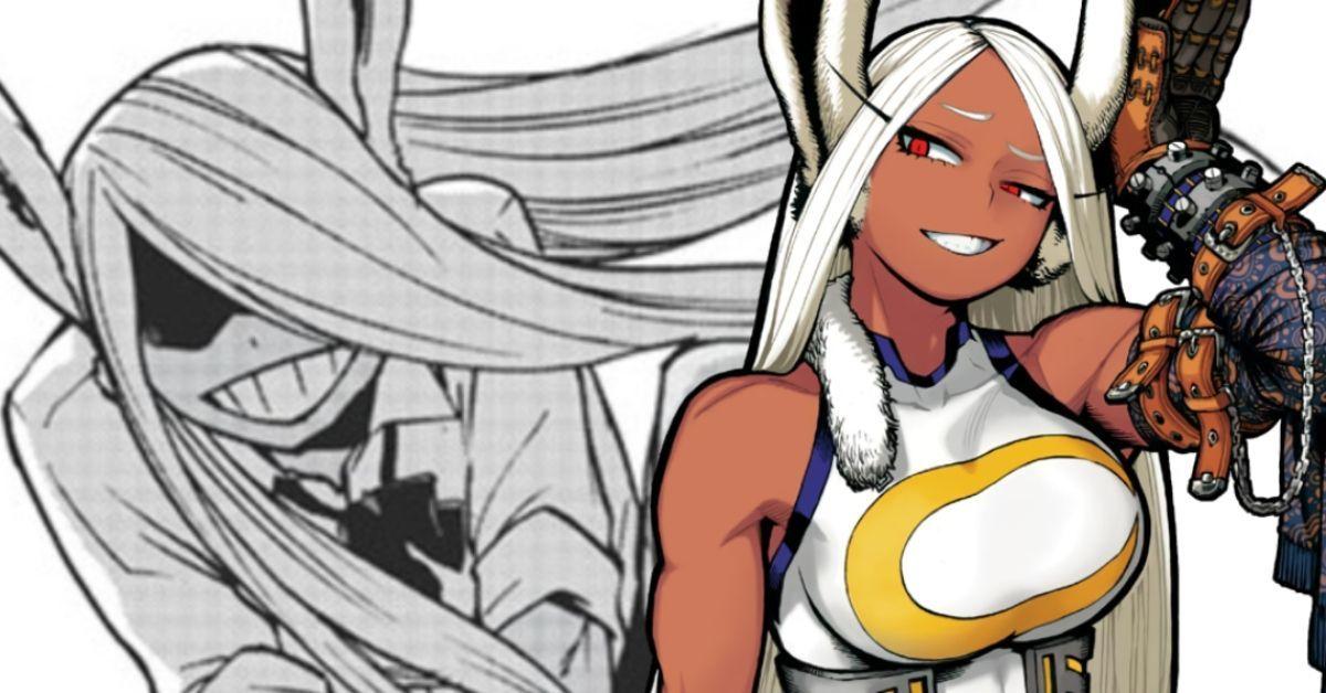 My Hero Academia Vigilantes Mirko Young Hero School Prequel Spoilers Manga