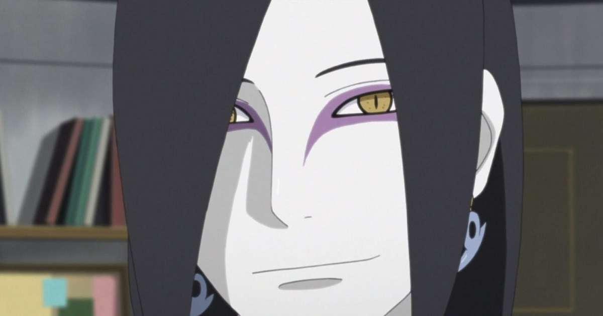 Naruto Orochimaru