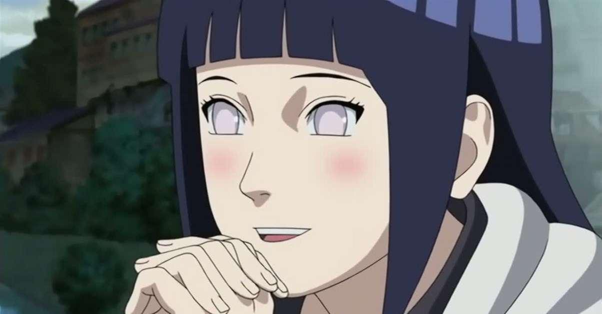 Naruto Shippuden Hinata Cosplay