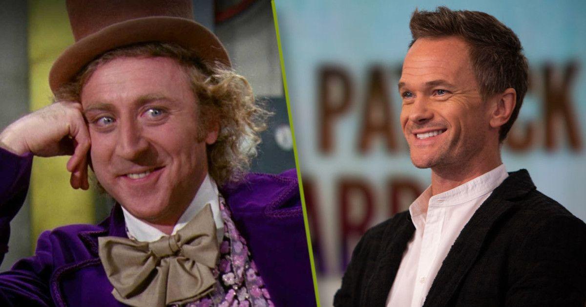 Neil Patrick Harris Halloween Willy Wonka