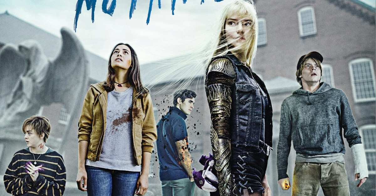 New Mutants Movie Blu Ray Release Date