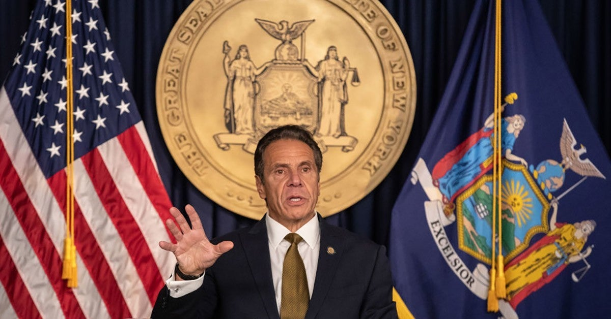 new york governor andrew cuomo getty images