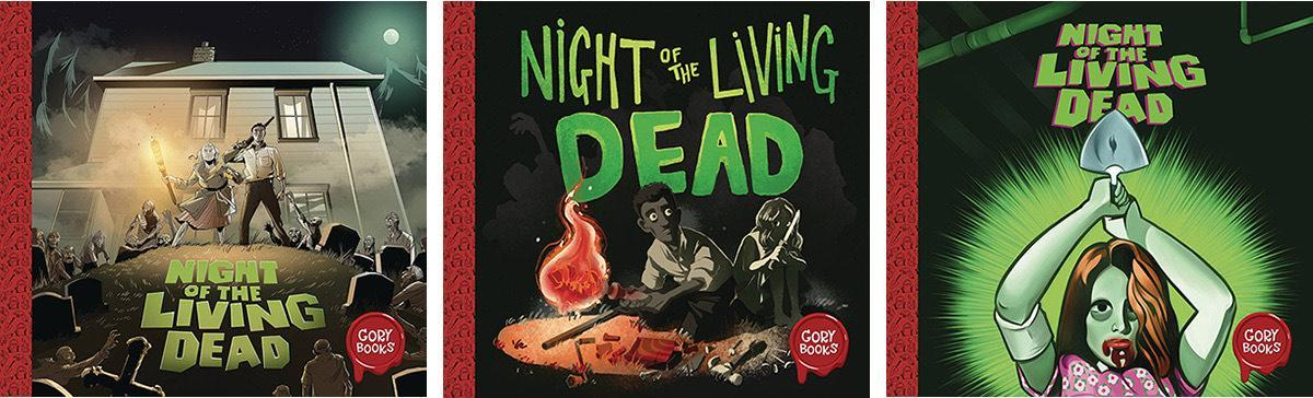 night-of-the-living-dead-gory-books-covers