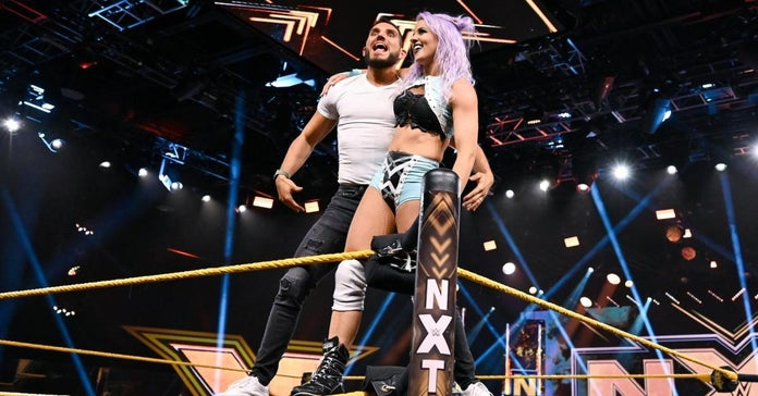 NXT-Candice-LeRae-Johnny-Gargano