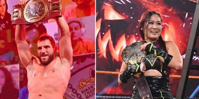 NXT-Johnny-Gargano-Io-Shirai-Halloween-Havoc