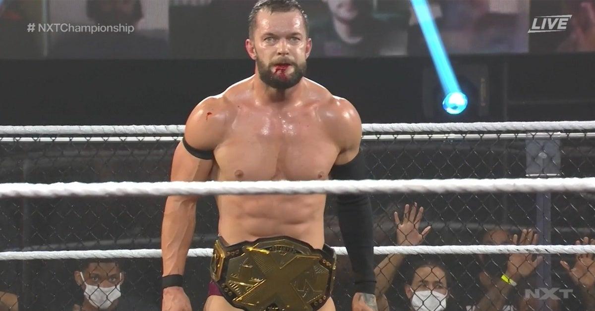 NXT-Take0ver-Finn-Balor-Wins-Bloody-Match