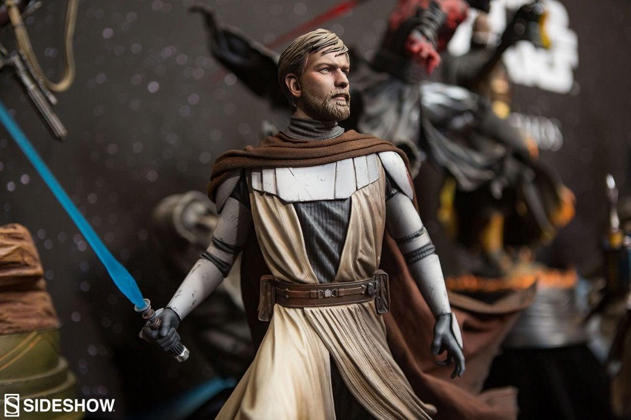 Obi-Wan Kenobi - Mythos - Sideshow
