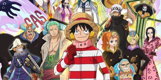 One Piece Dub Season 10 Voyage 4 Release Date Funimation
