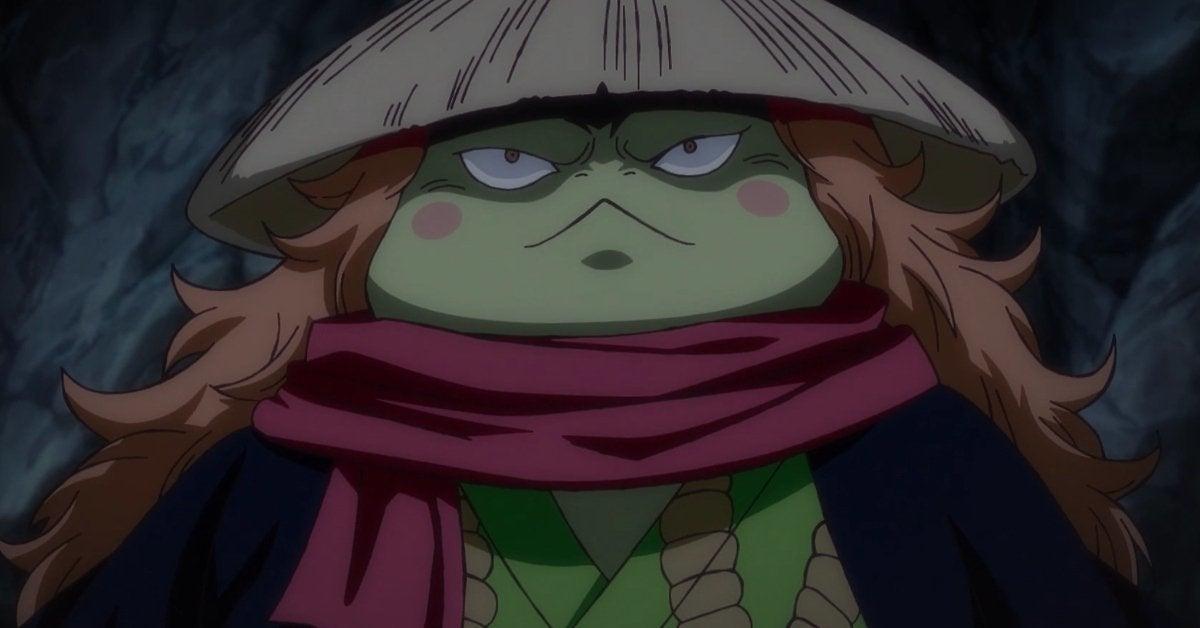 One Piece Kawamatsu the Kappa Akazaya Nine Anime Reveal