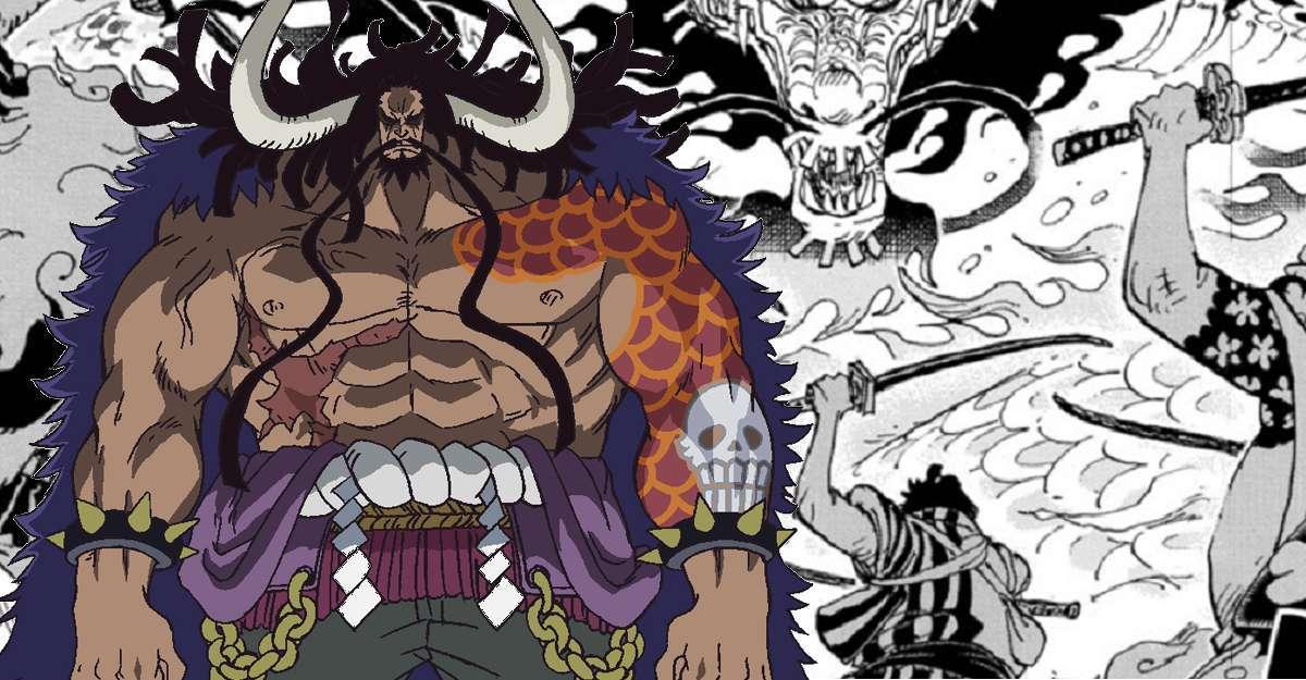 One Piece Samurai Vs Kaido