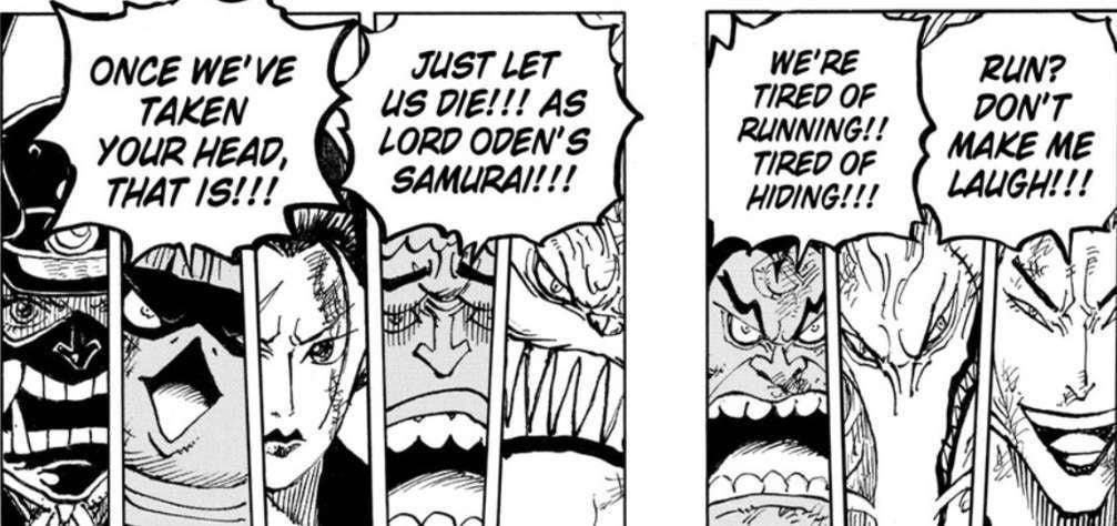 One Piece Samurai Wano