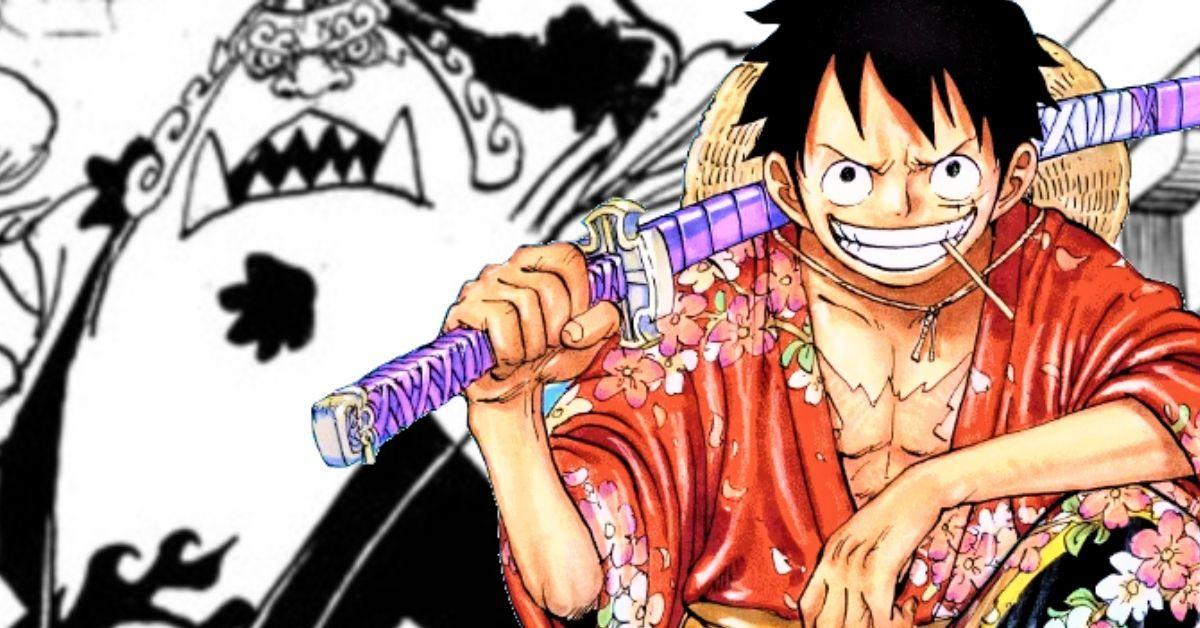 One Piece Straw Hats Luffy Plans Wano Kaido Fight Spoilers Manga
