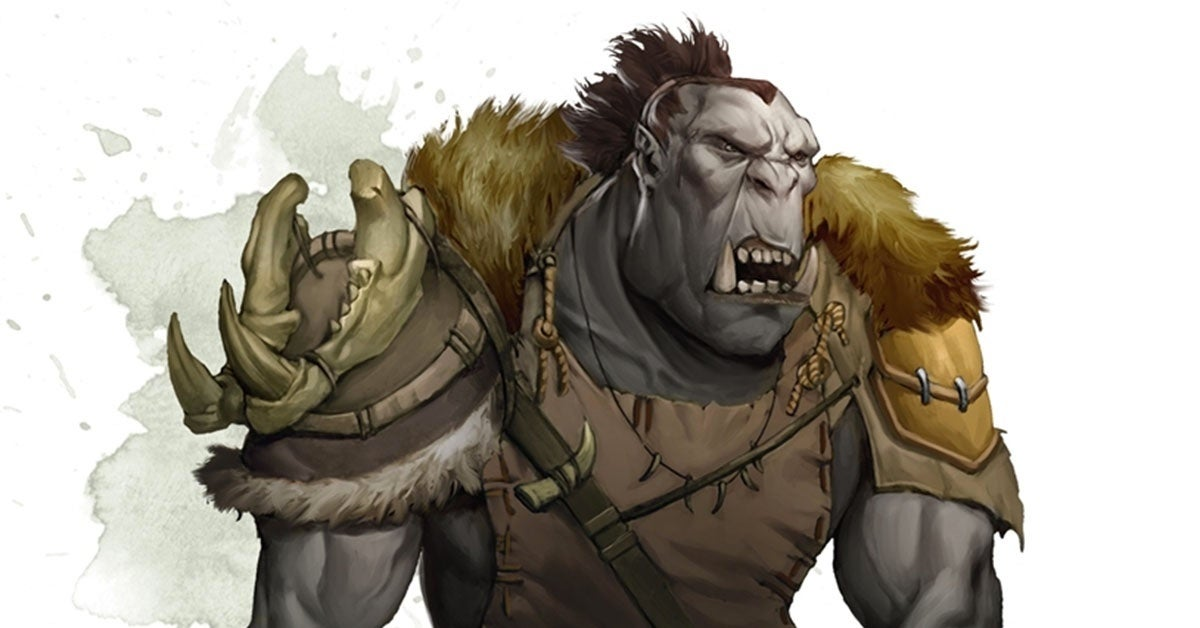 orc dnd