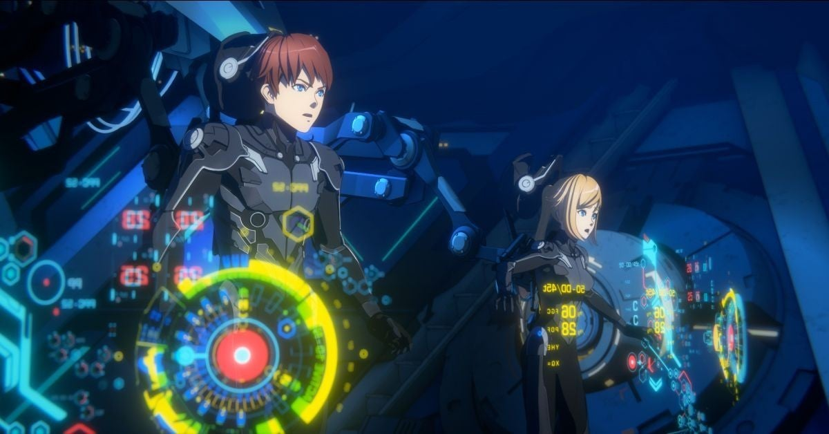 pacific rim the black anime netflix