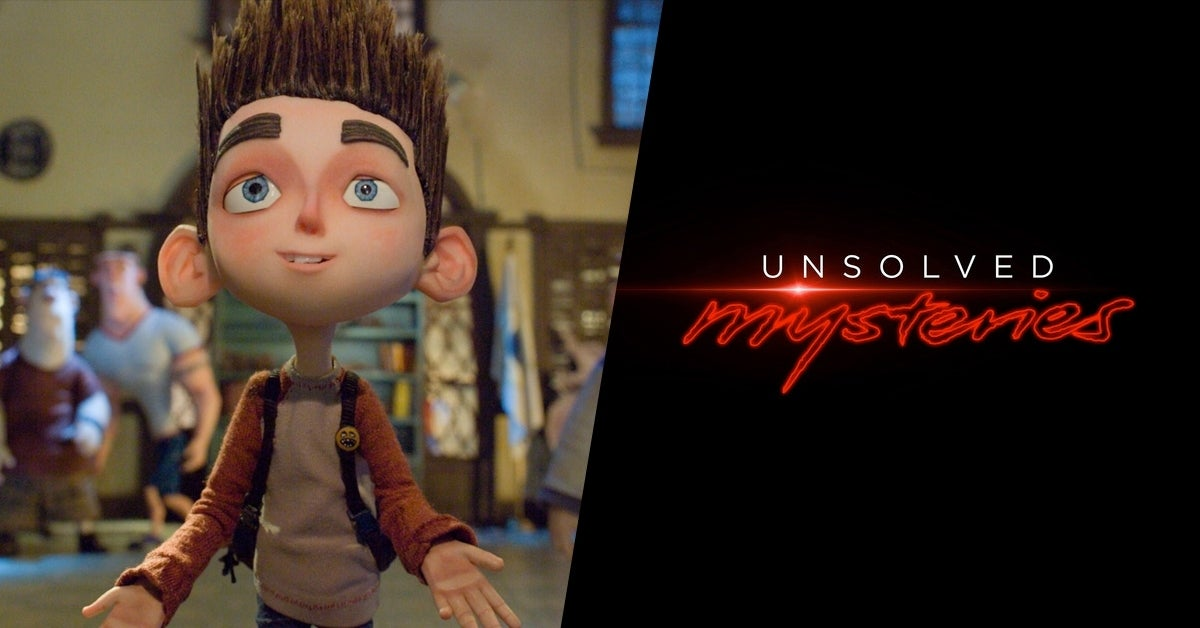paranorman unsolved mysteries netflix