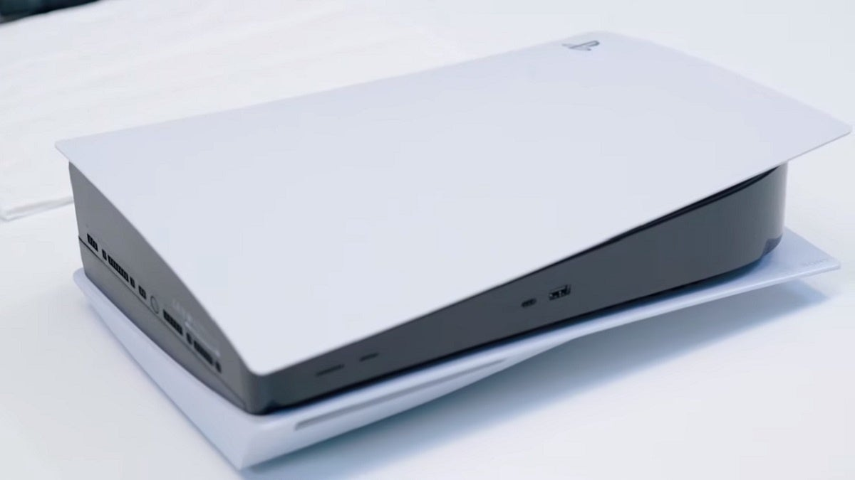 PlayStation 5 Horizontal