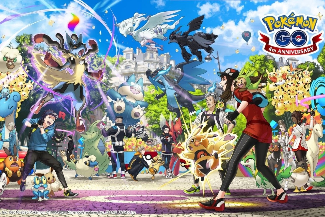 Pokemon Go Datamine Reveals Prep for Pokemon Home, Gen 6, Level 41 Players and More