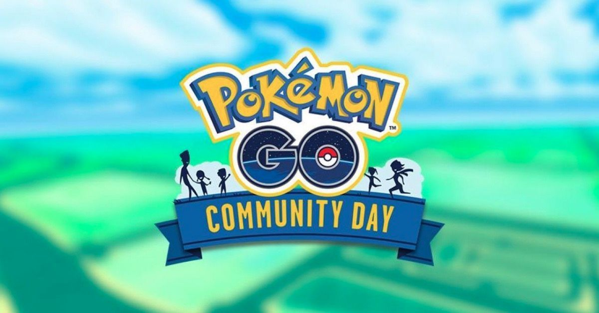 Pokemon Go Community Day-1
