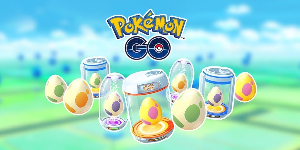 pokemon go egg hed