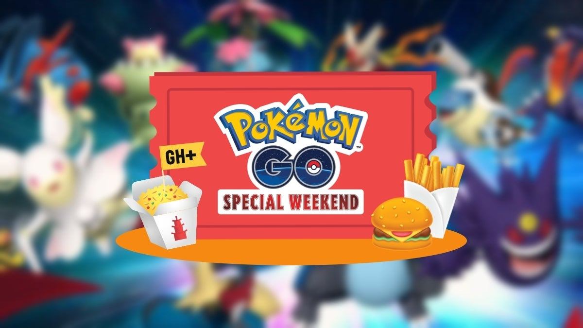 Pokemon Go Grubhub
