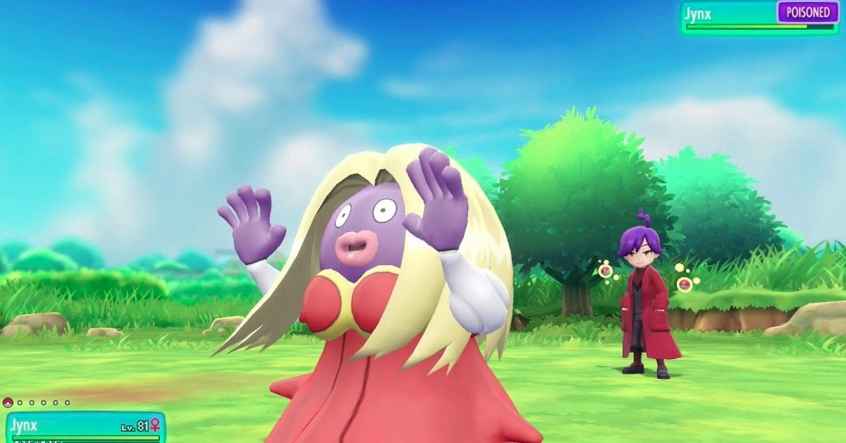 Pokemon Jynx