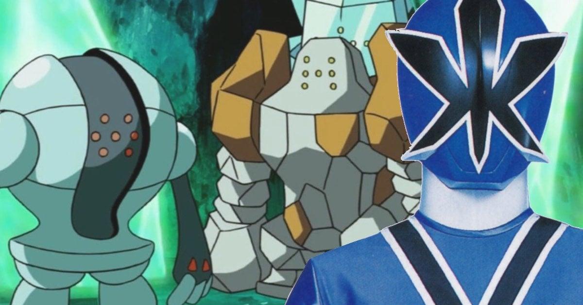 pokemon power rangers