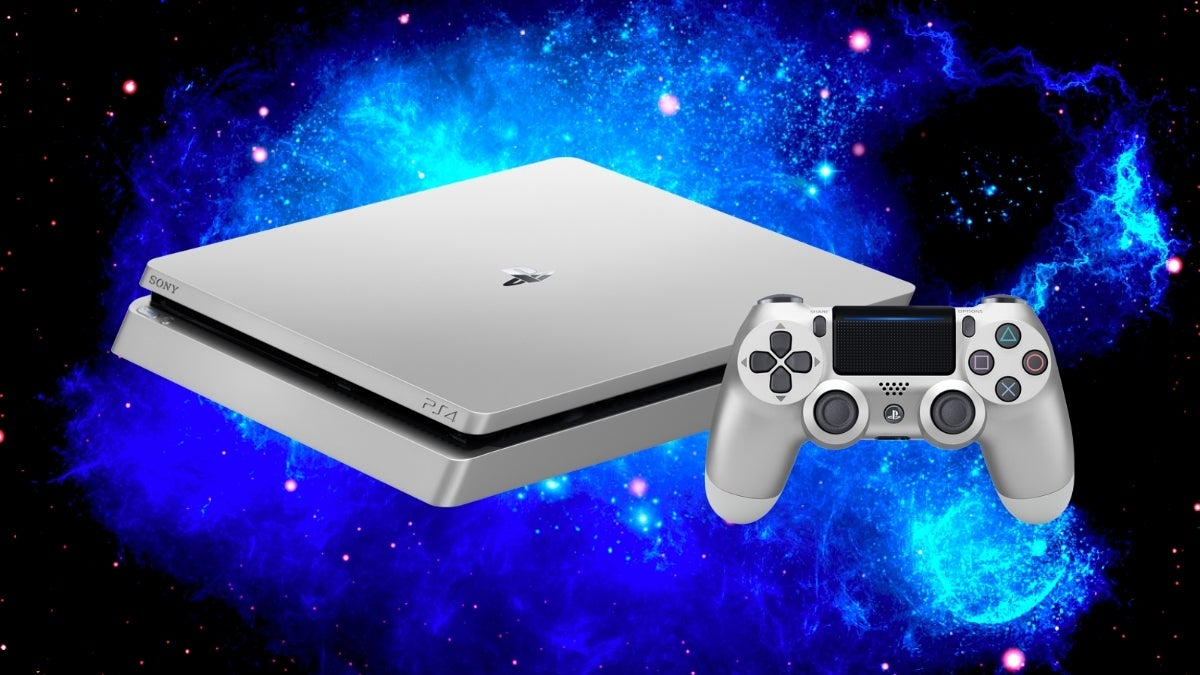 ps4 playstation space