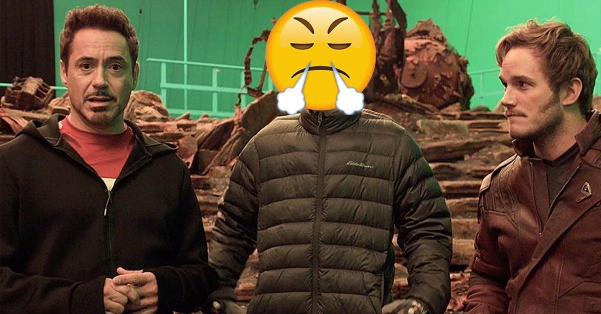 rdj photoshopped tom holland