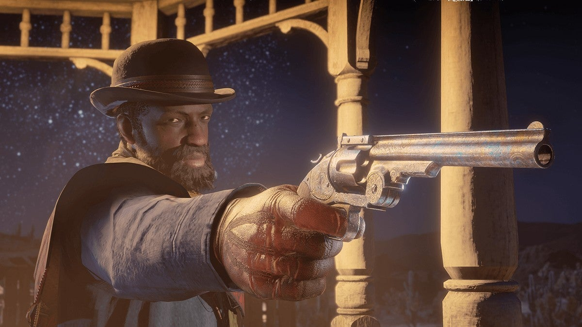 Red Dead Online Bear Update