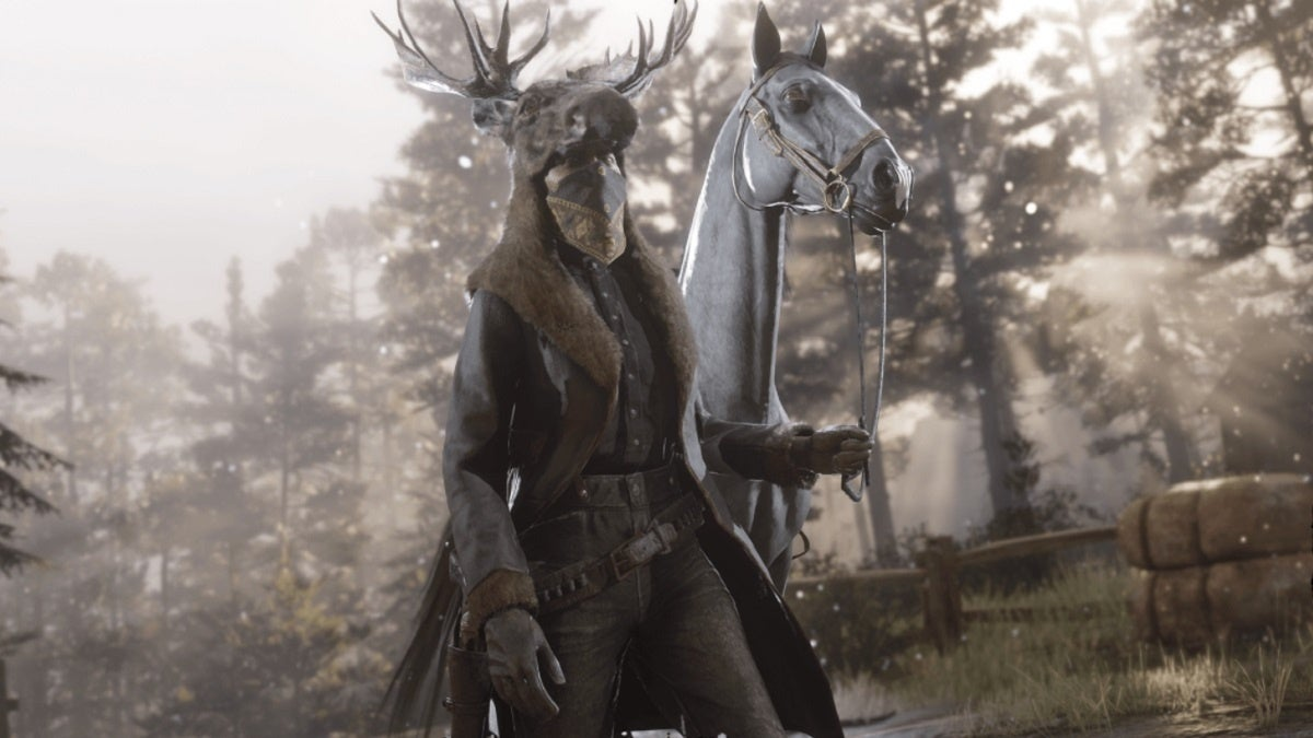 Red Dead Online Update Patch NOtes