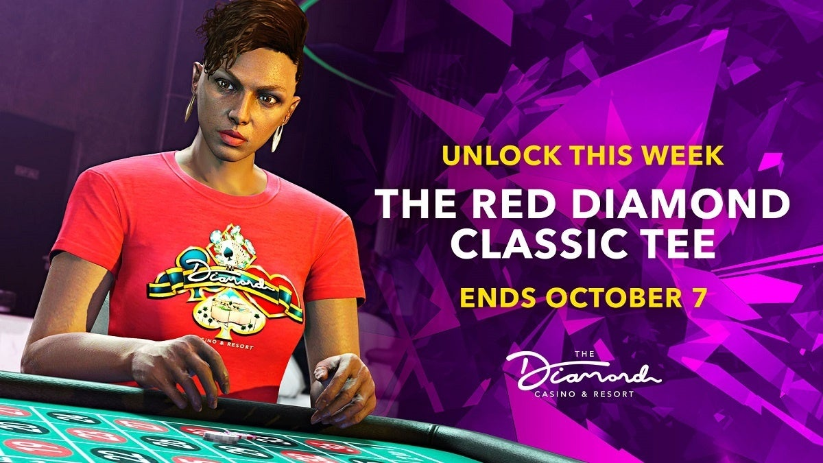 Red Diamond Classic GTA Online