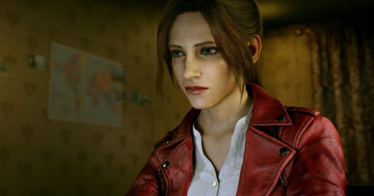 Resident Evil Infinite Darkness Netflix Anime Claire Redfield
