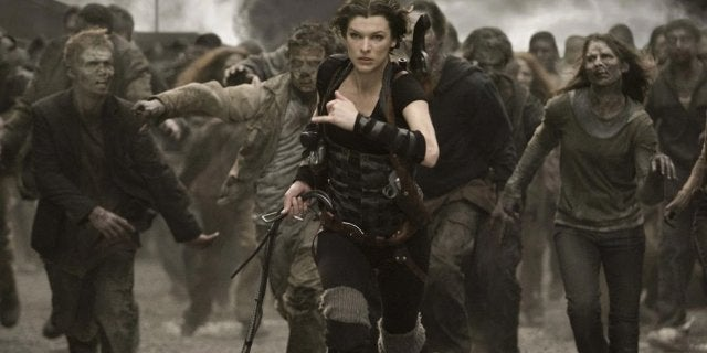 resident evil the final chapter milla jovovich 2016
