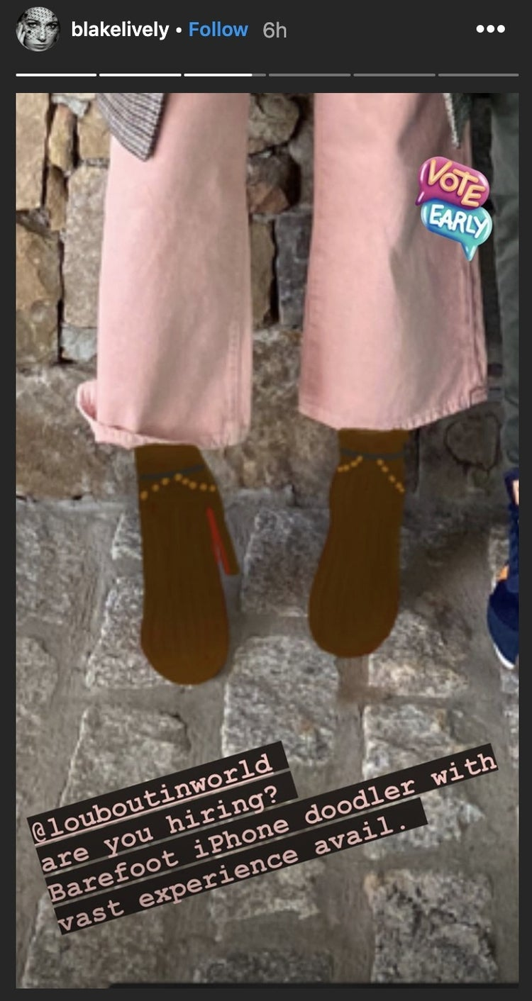 ryan reynolds blake lively shoes 4