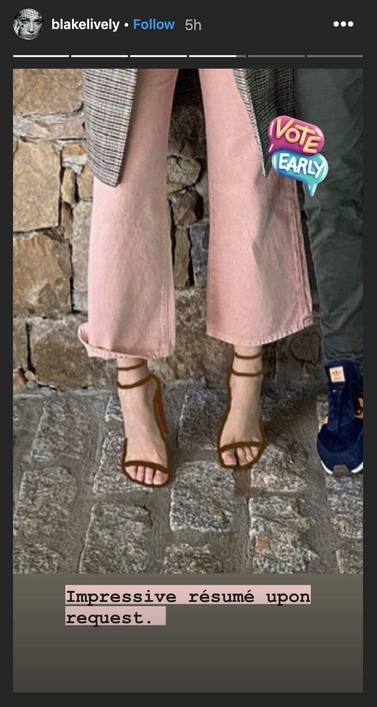 ryan reynolds blake lively shoes 5