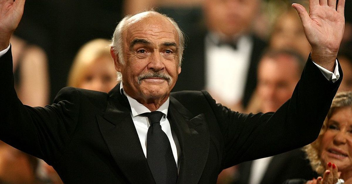 Sean Connery Death Fans Tribute