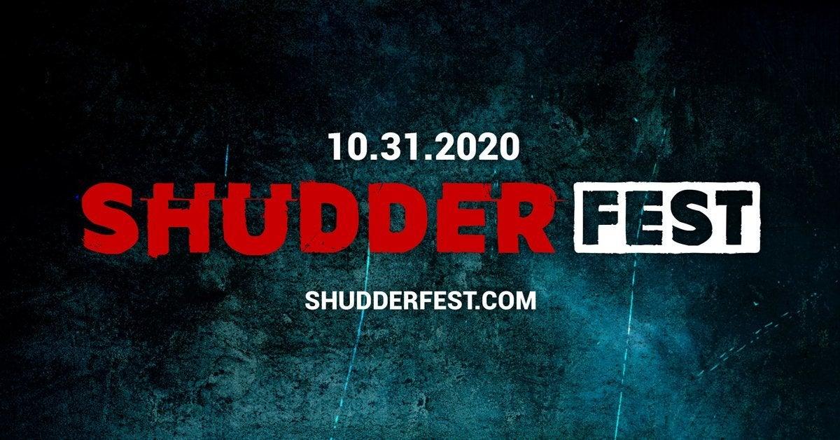 shudderfest logo