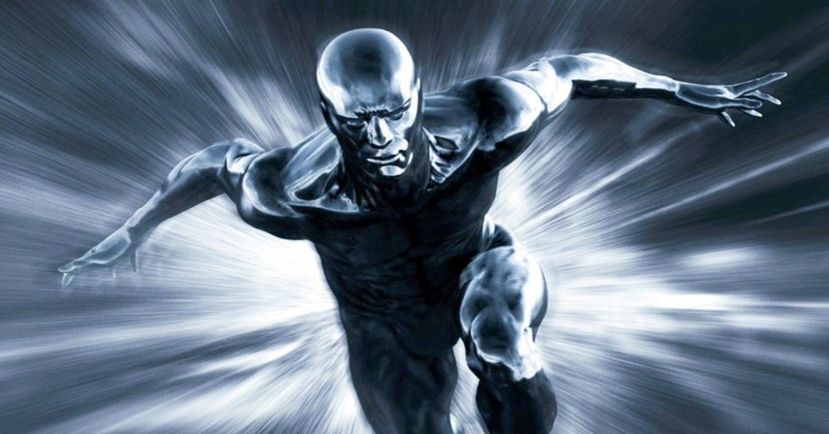Silver Surfer Doug Jones Fantastic Four