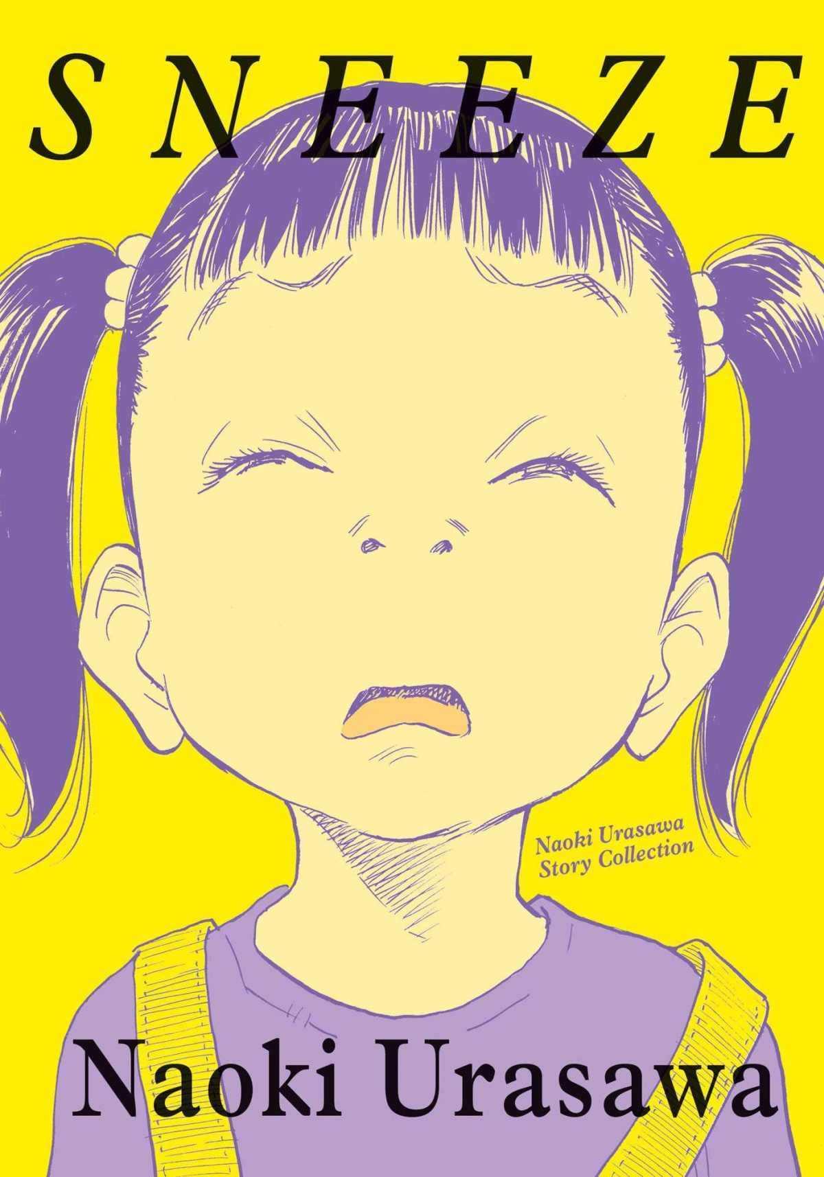 Sneeze Naoki Urasawa Story Collection