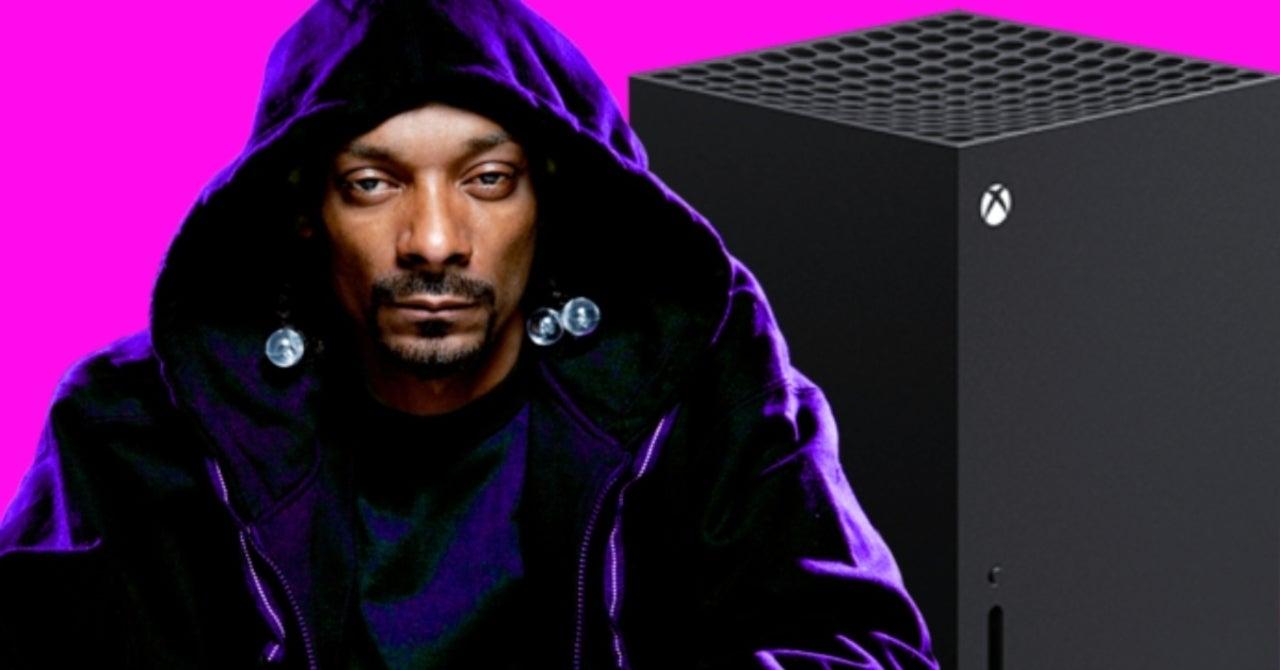 Snoop Dogg Reveals His Xbox Series X Fridge