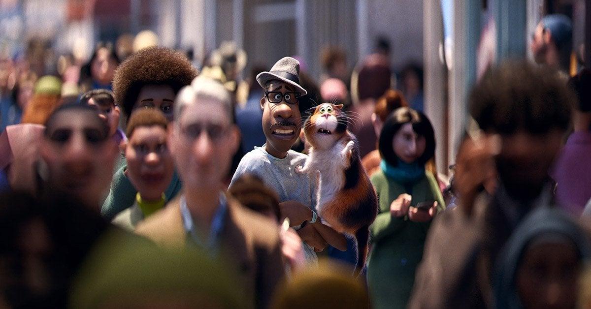 soul disney pixar story origin