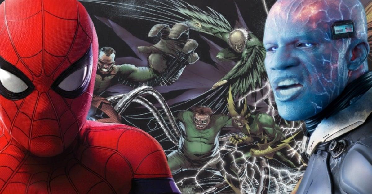 Spider-Man 3 Electro Sinister Six ComicBookcom
