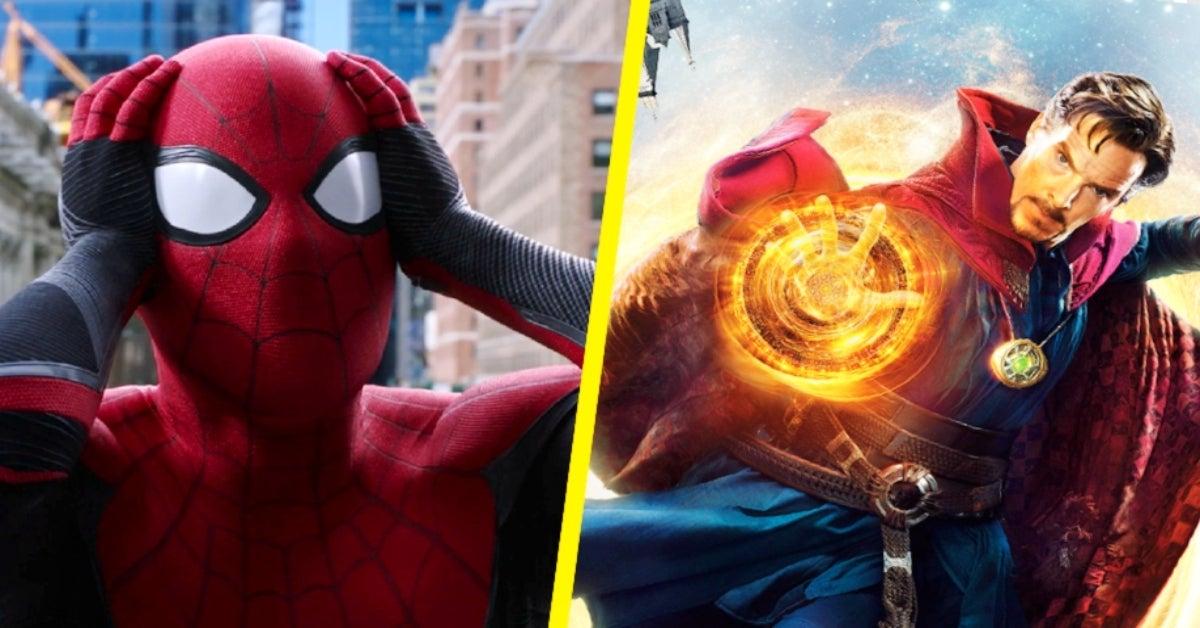 Spider-Man 3 Spider-Man Doctor Strange COMICBOOKCOM