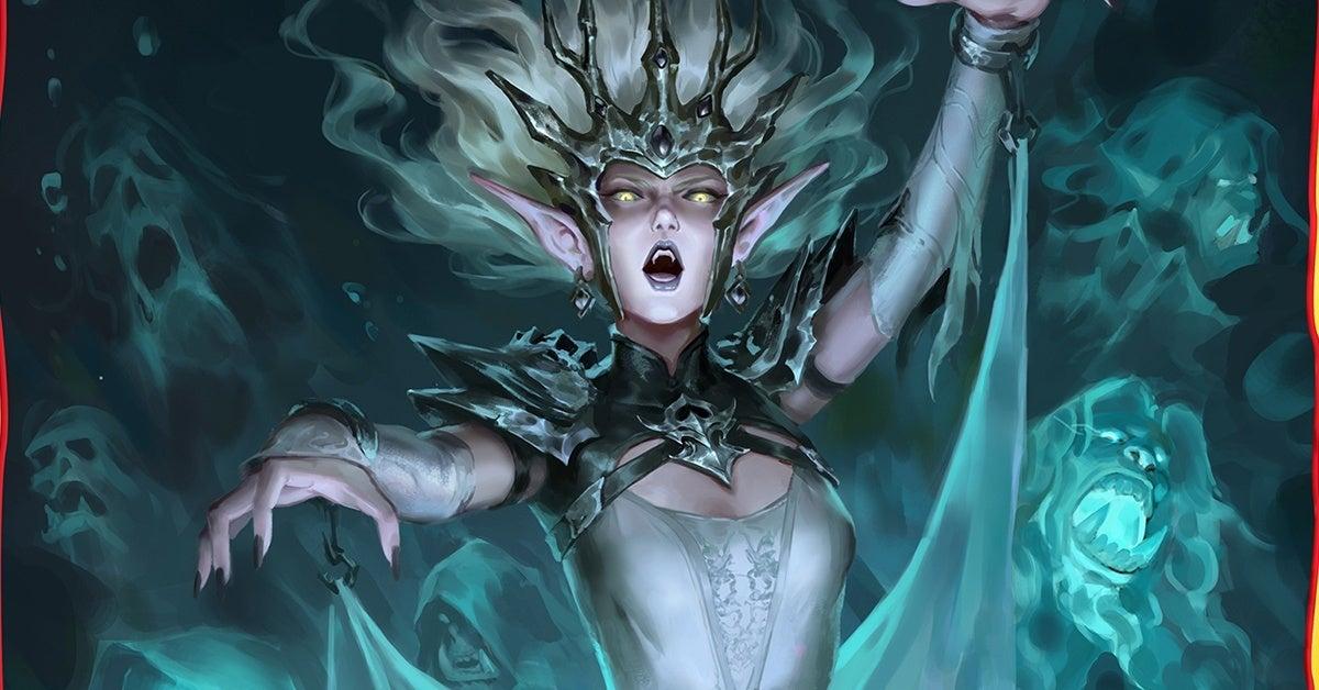 spirit queen hed