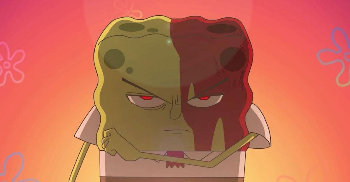 Spongebob Squarepants Anime English Dub