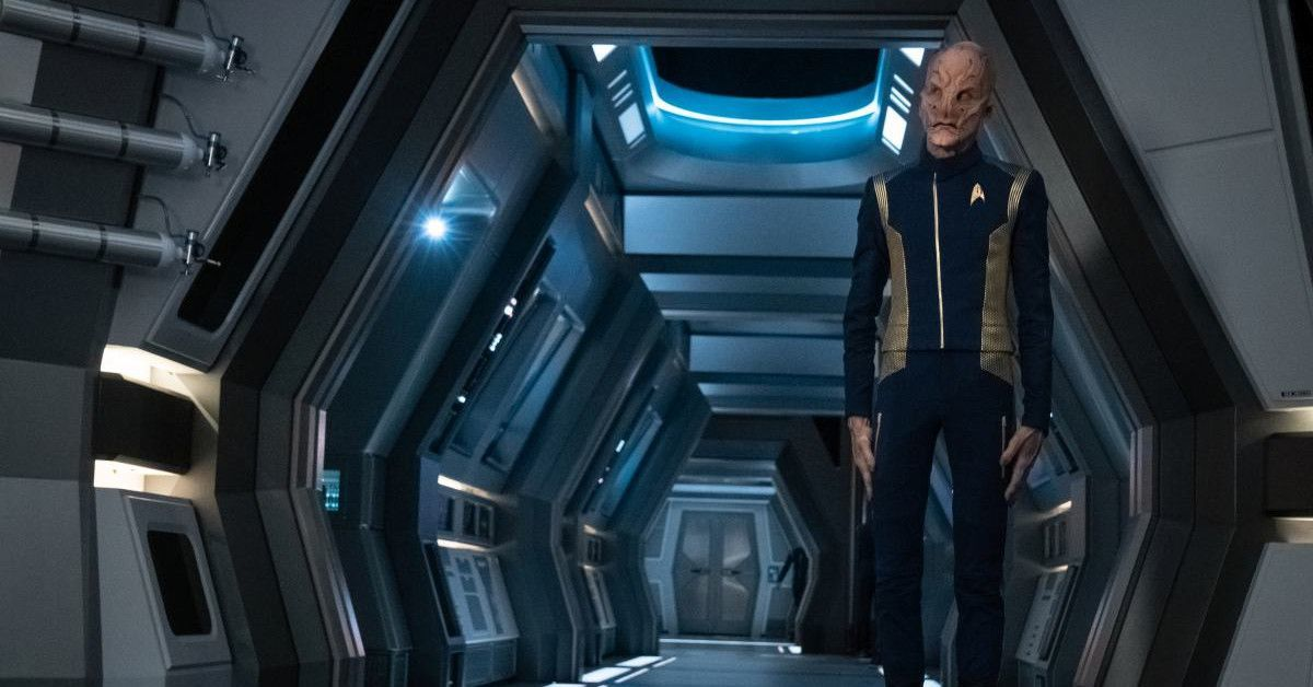 STar Trek Discovery Captain Saru Doug Jones