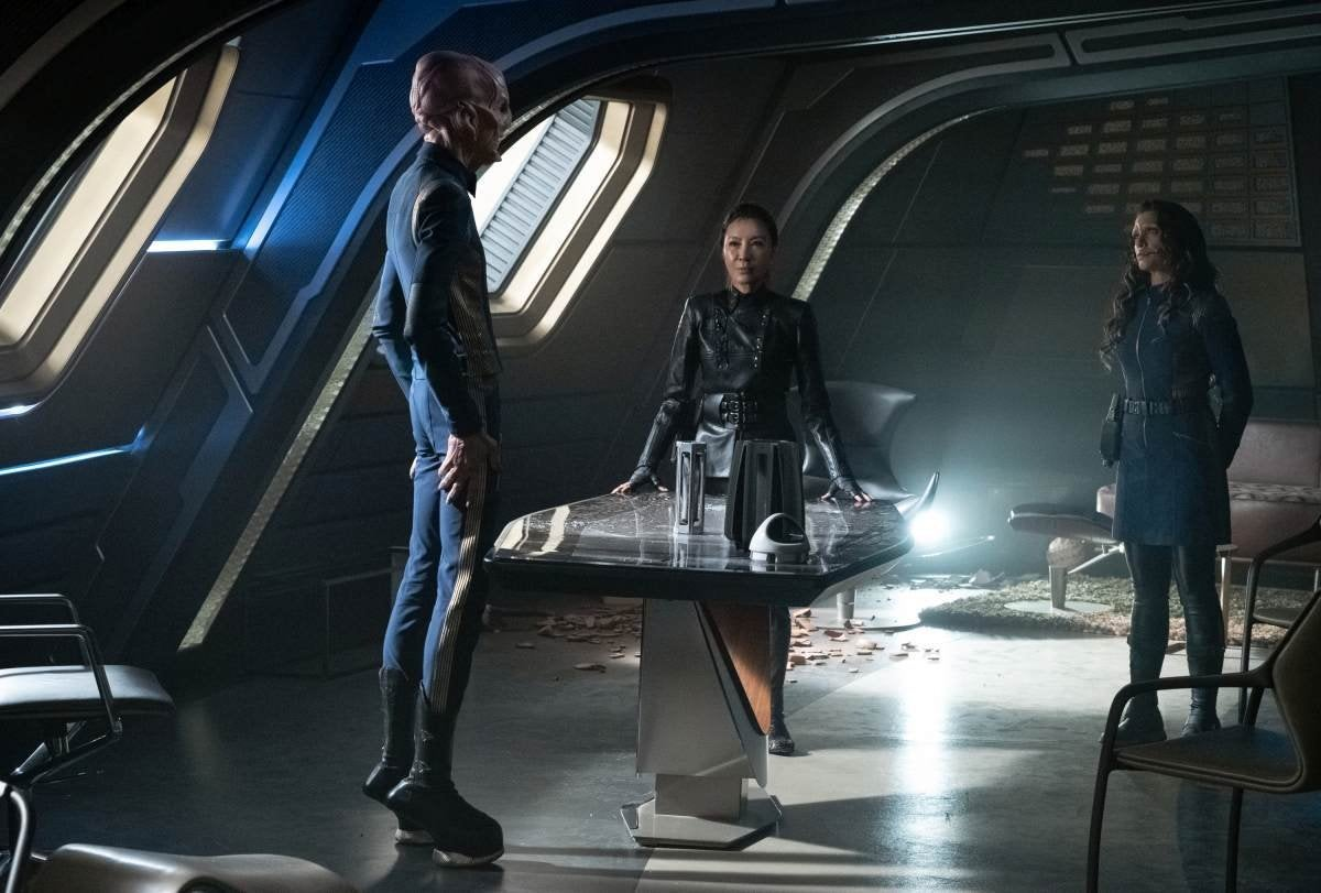 Star Trek Discovery Season 3 Episode 2 001