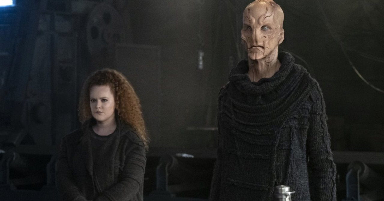 Star Trek: Discovery Season 3, Episode 2 Photos: The Crew Arrives In the 32nd Century