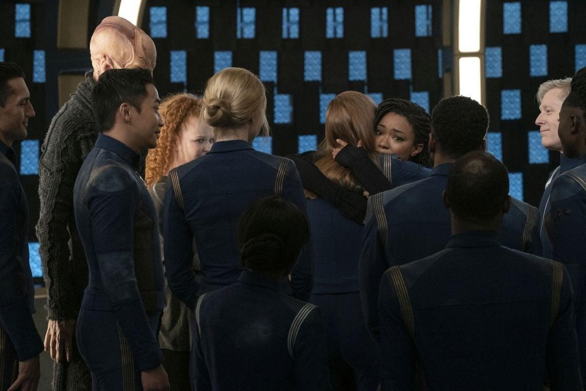 Star Trek Discovery Season 3 Episode 3 002